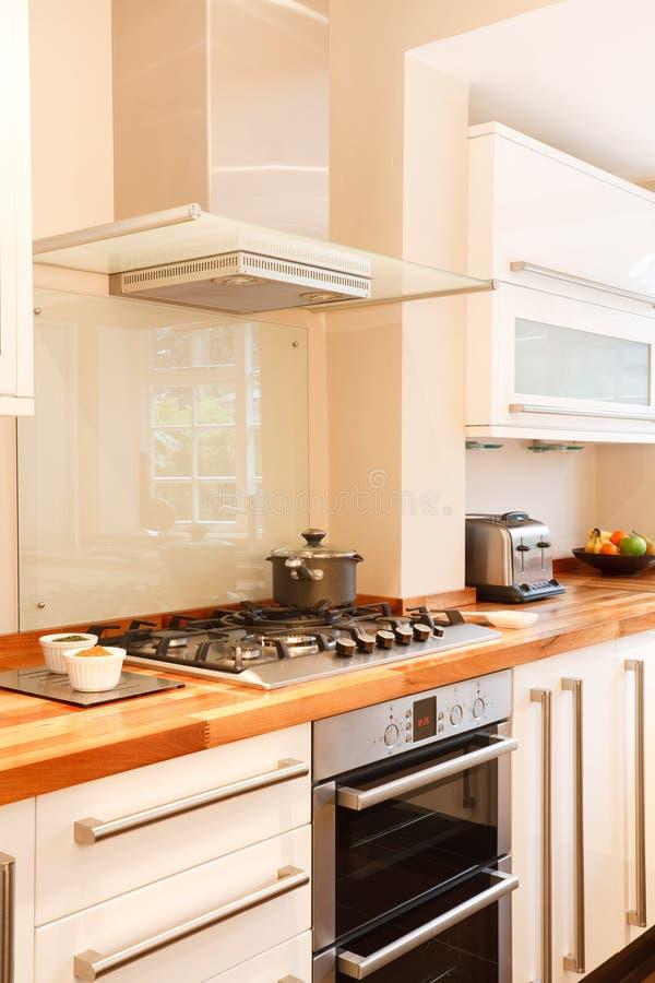 Close up da cozinha fotos de stock royalty free