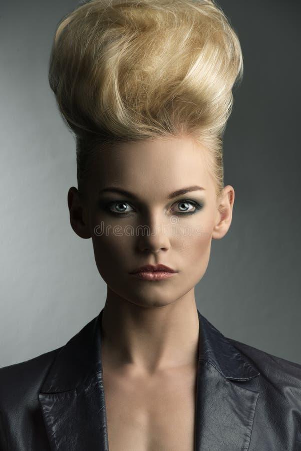 Close-up da forma da mulher foto de stock royalty free