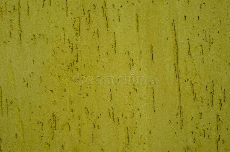 Close up da parede decorativa do estuque como um fundo fotos de stock