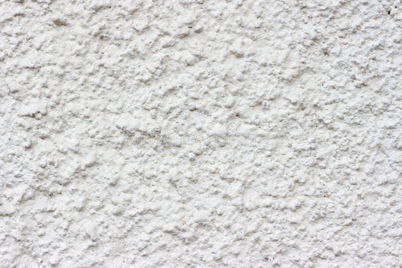 Close-up da parede do emplastro do cimento imagens de stock