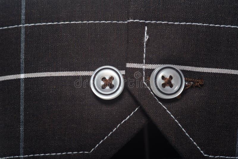 Close up das camisas close up das camisas do homem imagens de stock