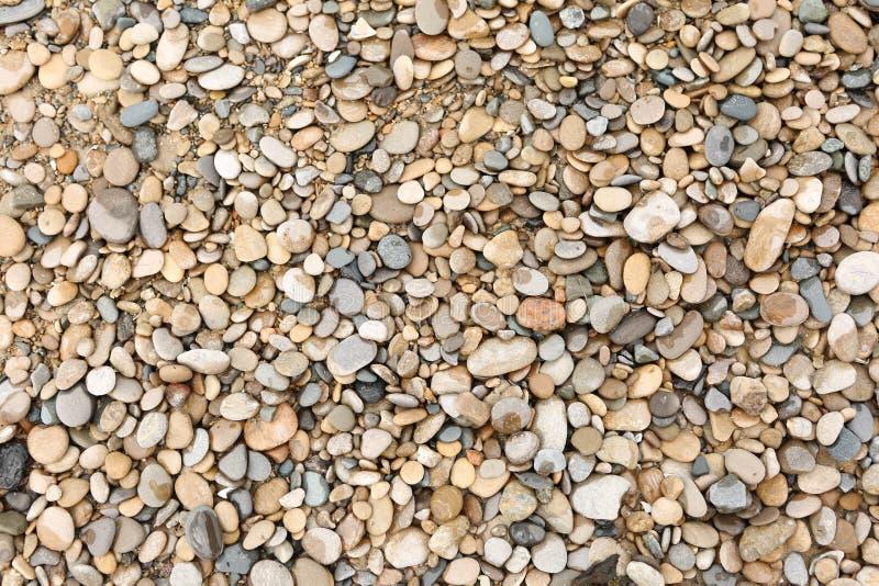 Close up das pedras fotografia de stock