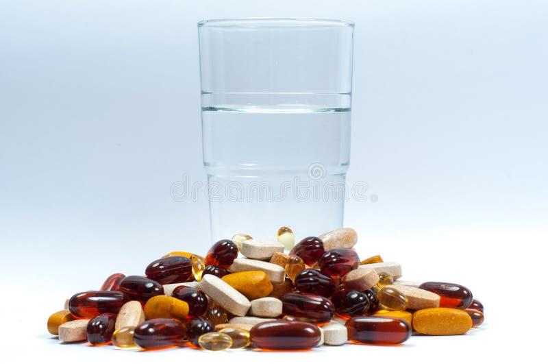 Download Close Up De Alguma Medicina Imagem de Stock - Imagem de closeup, hospital: 26513335