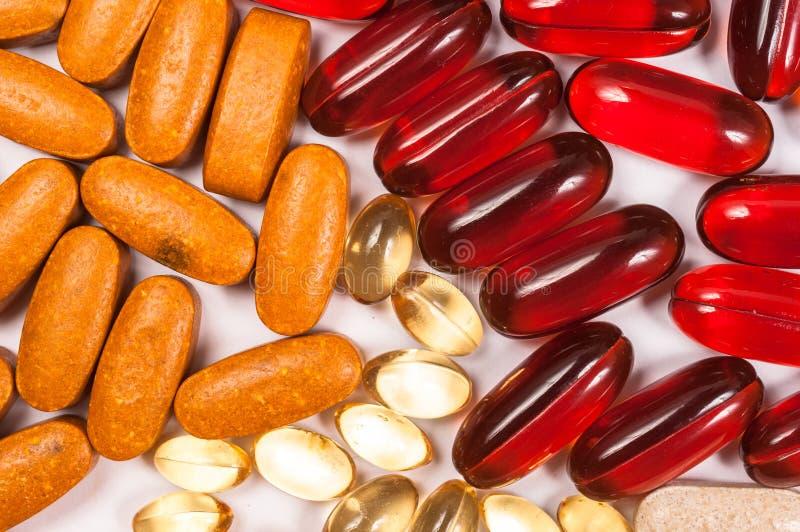 Download Close Up De Alguma Medicina Imagem de Stock - Imagem de antibiótico, pharmaceutical: 26513345