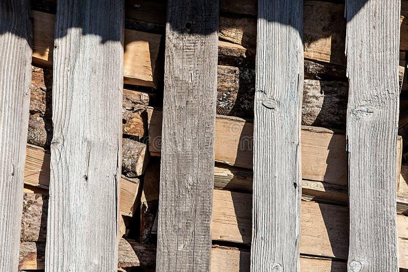 Close up de madeira do fundo da textura de Natutal unpainted fotografia de stock royalty free