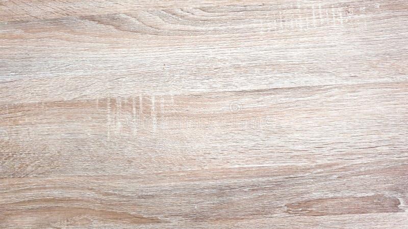 Close-up de madeira horizontal bege da textura fotos de stock royalty free