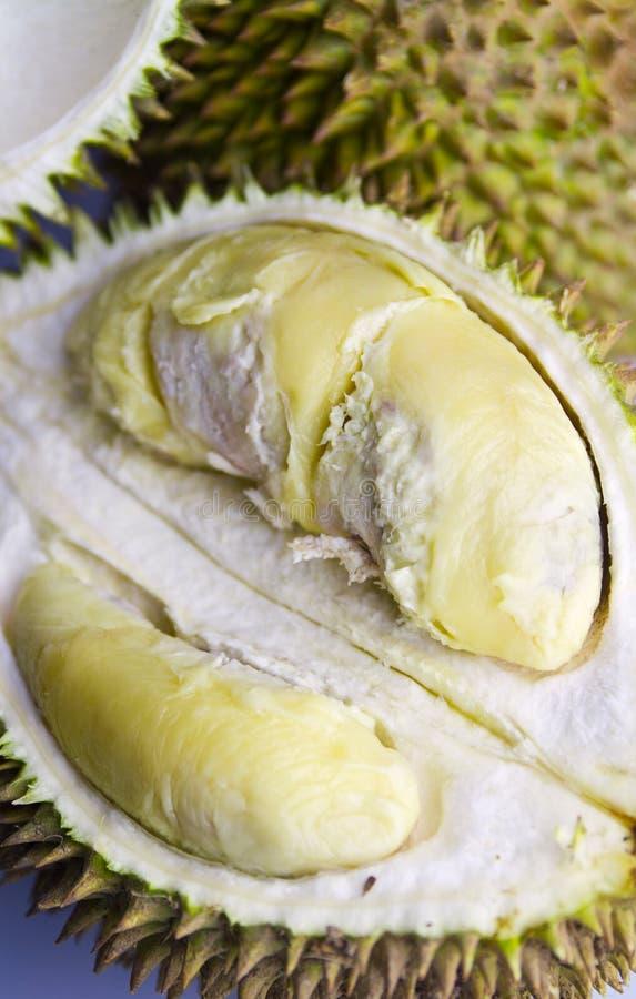 Close up descascado II do Durian imagens de stock royalty free