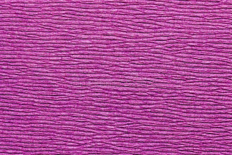 Abstract textured background of pink crepe paper royalty free stock photos