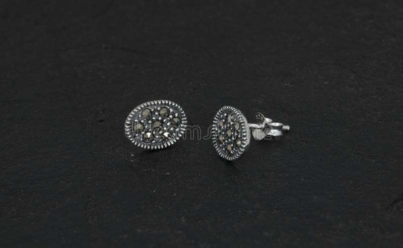 Daimond Earring stock images