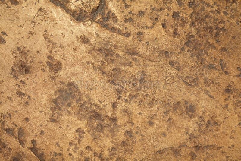 Close-up disparado da textura de pedra fotografia de stock