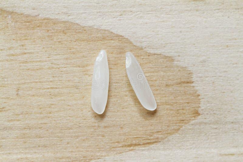 Close up do arroz do jasmim imagens de stock royalty free