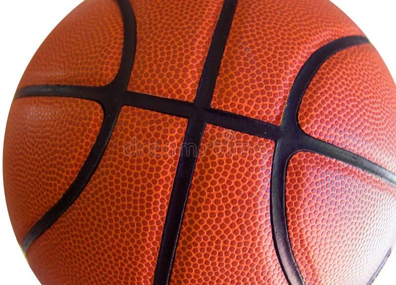 Close up do basquetebol imagem de stock royalty free