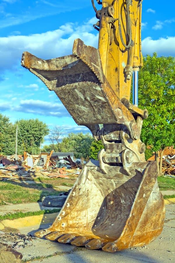 Close up do equipamento de construção fotos de stock