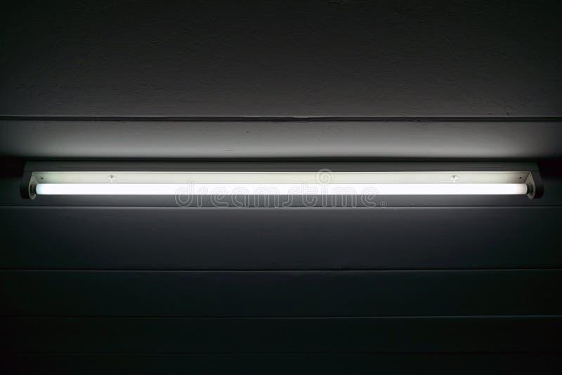 Close up do fluorescente fotografia de stock