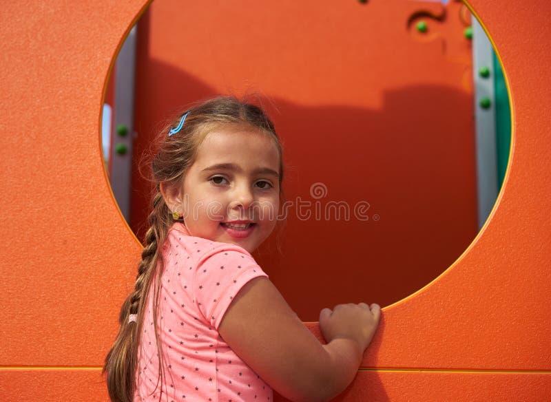 Close-up do jogo da criança fotos de stock