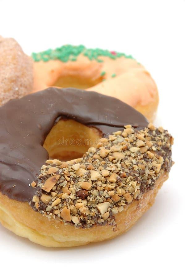 Close up of donuts stock photos