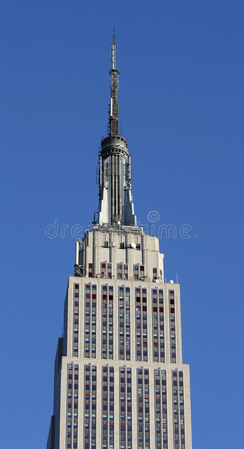 Free Close Up Empire State Building Stock Photos - 18451393