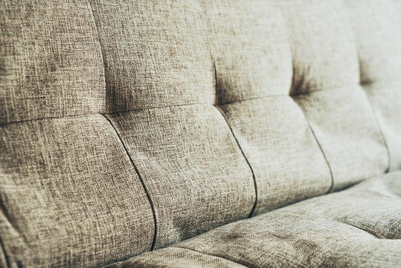 close-up fabric sofa texture surface stock image