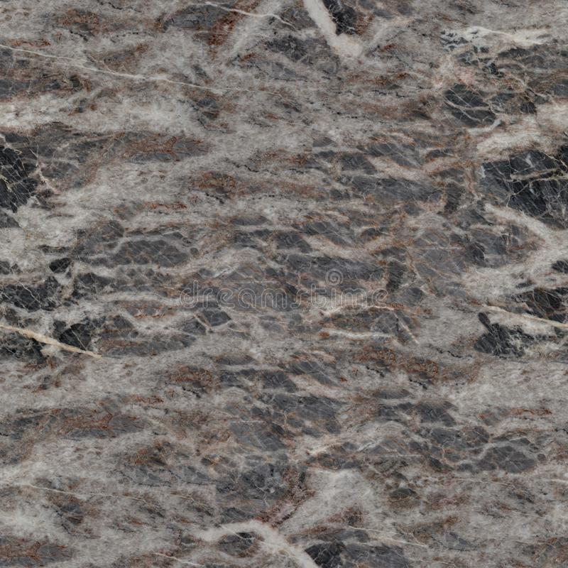 Close up of fine image of dark grey marble stone. Seamless square background, tile ready. High resolution photo stock photos