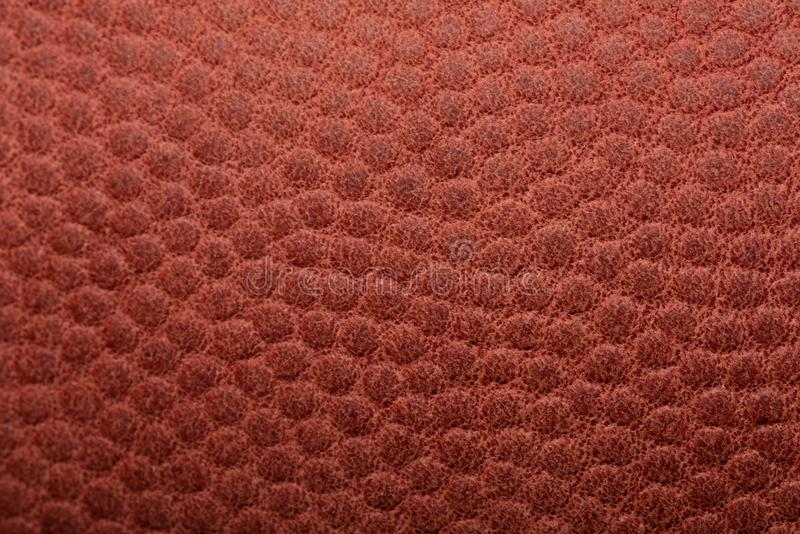 Close Up Football stock image