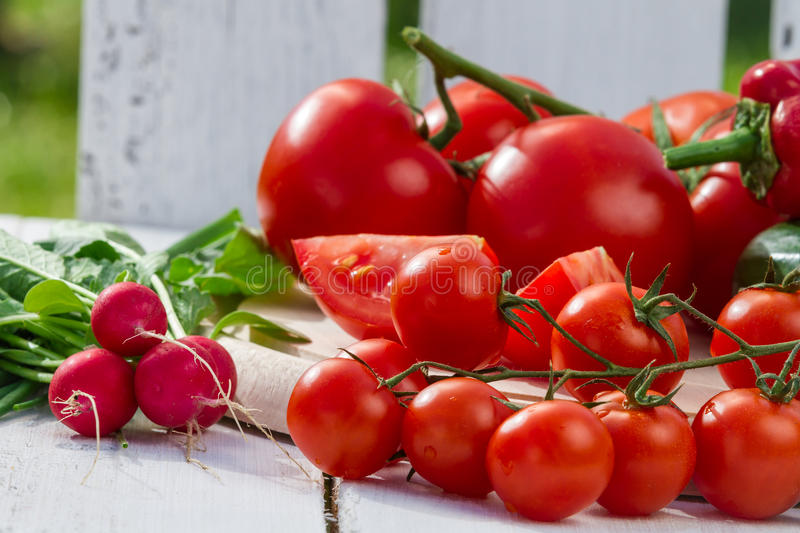 Close up of fresh raw vegetables stock photos