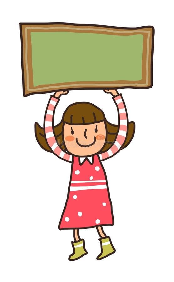 Download Close-up of girl stock vector. Illustration of digital - 30755992