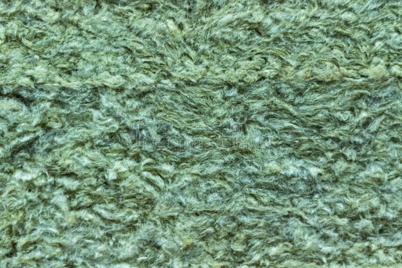 Close-up of glass wool insulation sheet material. background, texture royalty free stock images