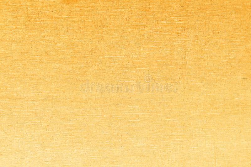 Gold wood texture , old plywood patterns background and copy space royalty free stock image