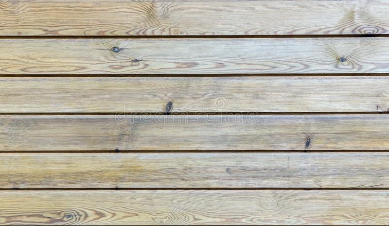Close up grain texture of wood arranged horizontal pattern use as natural background ,wall and floor. royalty free stock photography