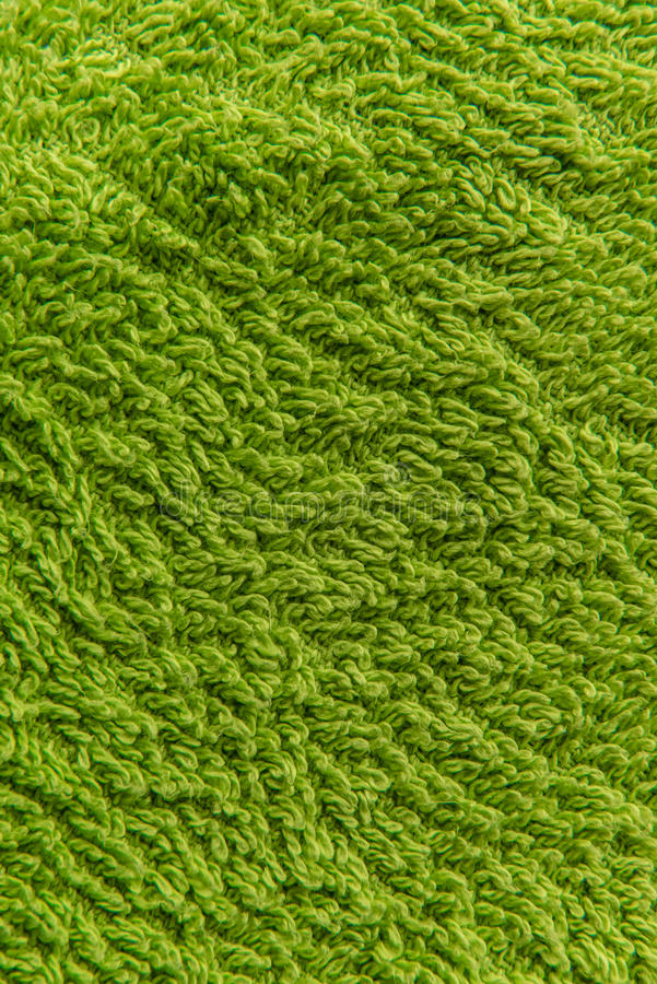Close up green fleece texture. Background. Close up texture for your masterpiece royalty free stock photos