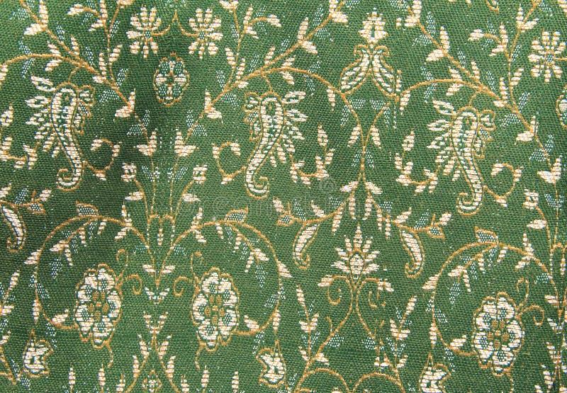 Kashmir shawl-1. stock photo