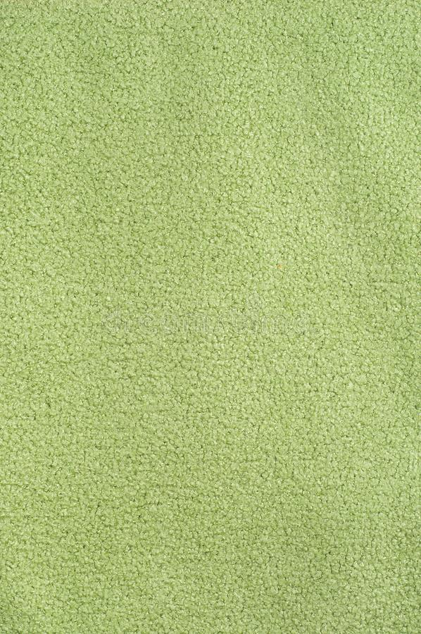 Close-up green texture fabric cloth textile background royalty free stock image