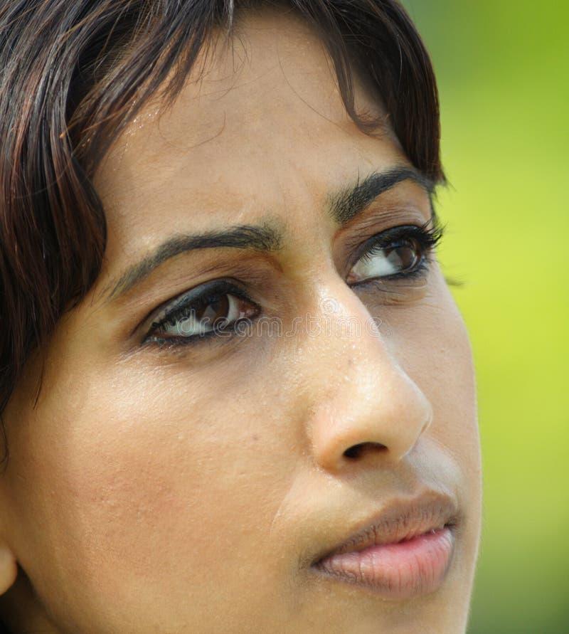Close up Headshot imagem de stock royalty free