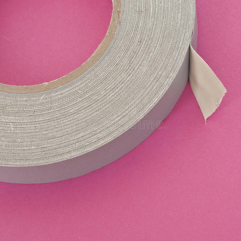 Download Close Up Of Heavy Duty Tape Stock Photo - Image: 16721778