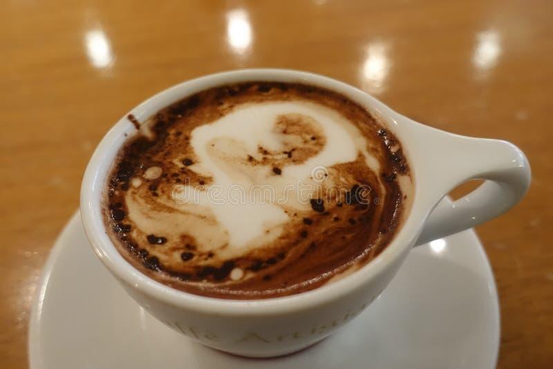 Close-up hot beverage hot chocolate. Hotchocolate, mug, hot-beverage, drink royalty free stock photos