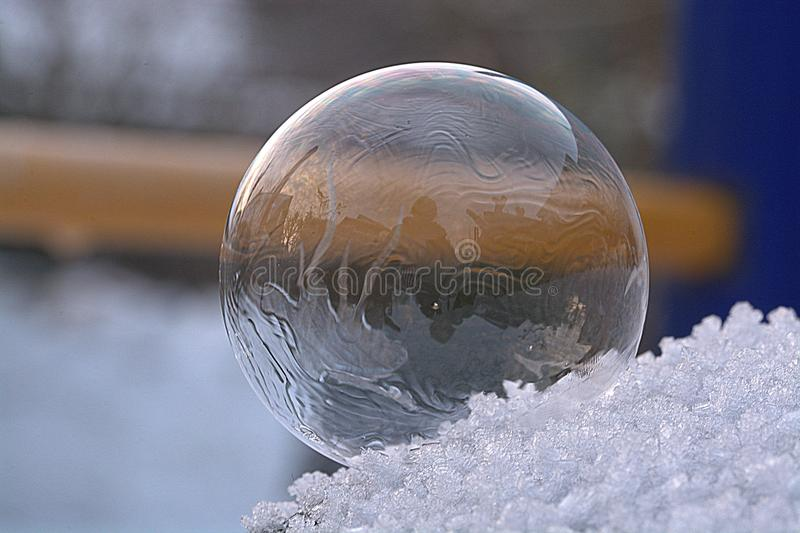 Close-up of Ice royalty free stock photography