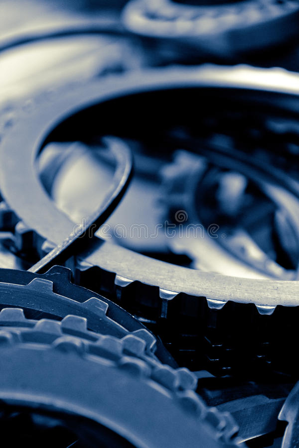 automobile gear assembly royalty free stock photography