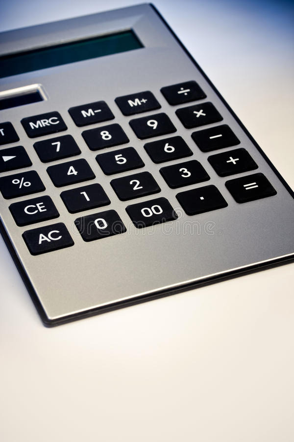 Download Close Up Image Of Calculator Stock Image - Image: 22806283
