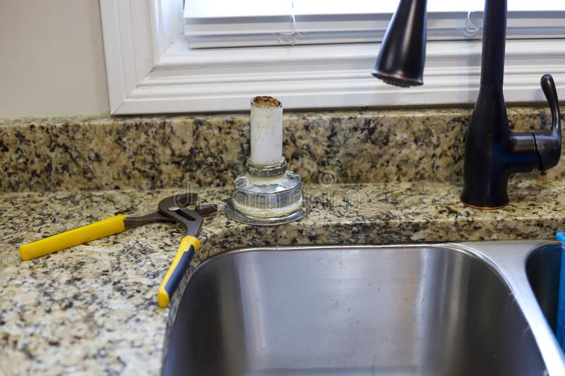 1 482 Clogged Kitchen Sink Photos Free Royalty Free Stock Photos From Dreamstime