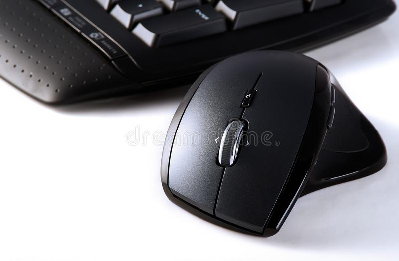 Download Close Up Of Keyboard And Mouse Stock Image - Image: 8383221