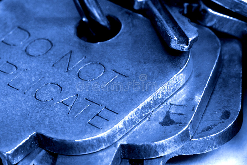 Download Close up of Keys stock image. Image of secure, passage - 168199