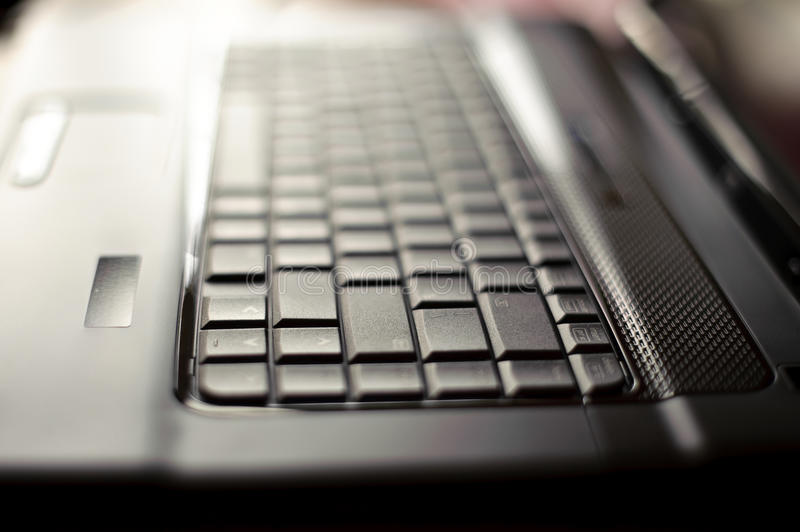 Download Close-up Laptop With Shallow DOF Stock Image - Image: 11847767