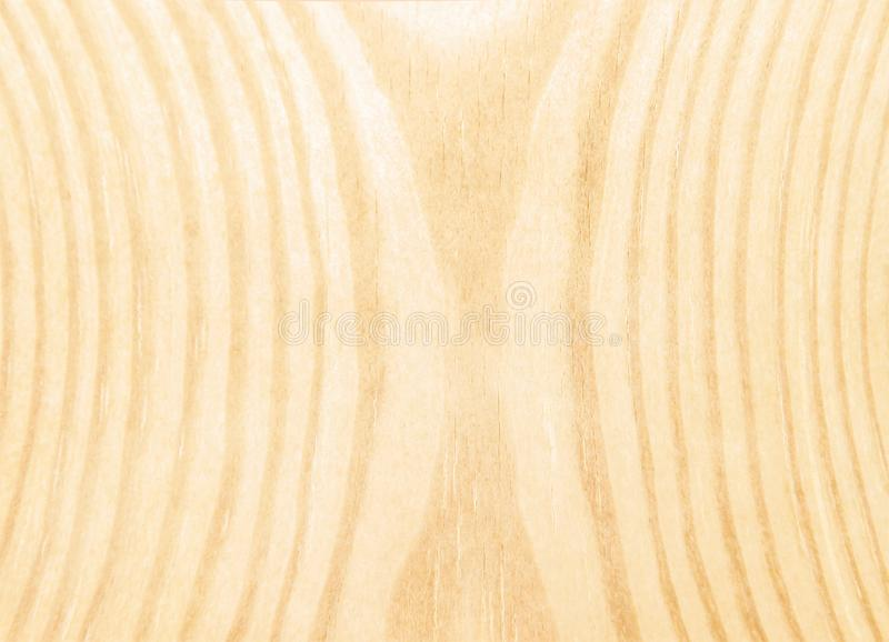 Light brown color plywood texture , wooden line curve vertical patterns background stock photography