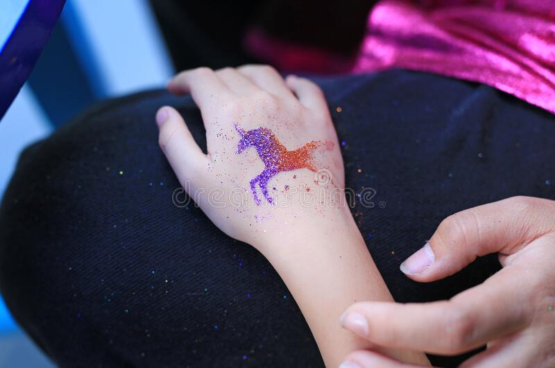 Body Art And Painting Stock Image Image Of Fathers 122067921