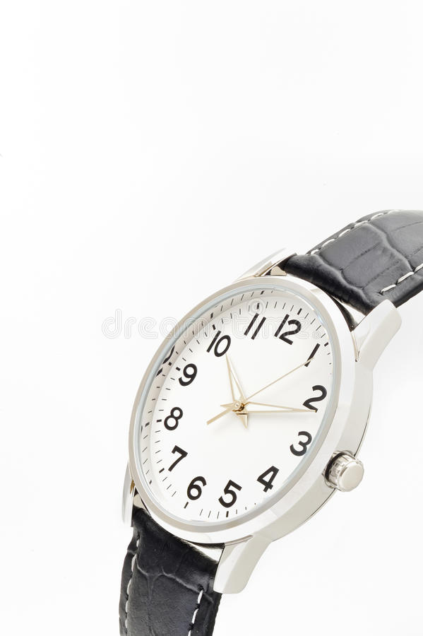 Download Close-up Of Men's Watch Royalty Free Stock Photography - Image: 18269797