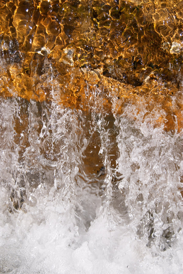 Close-up of moving water stock photography