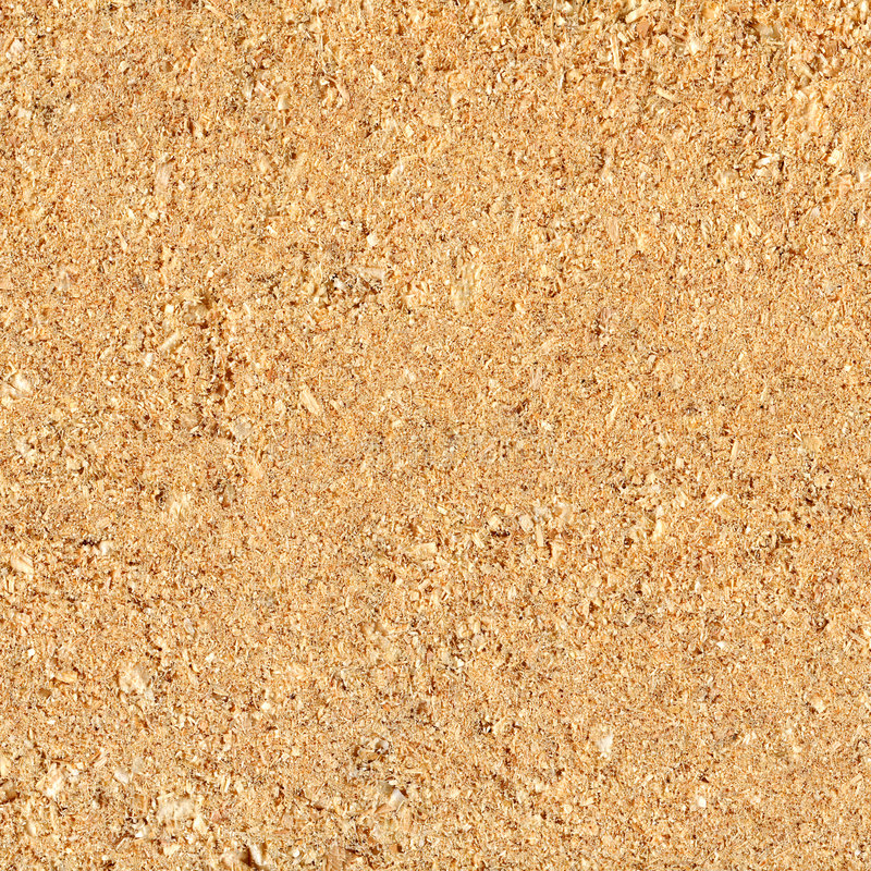 Download Close-up Natural Sawdust Texture Stock Image - Image: 7443941