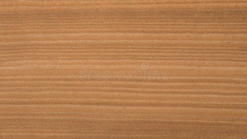 Close up natural wood grain texture / background stock image