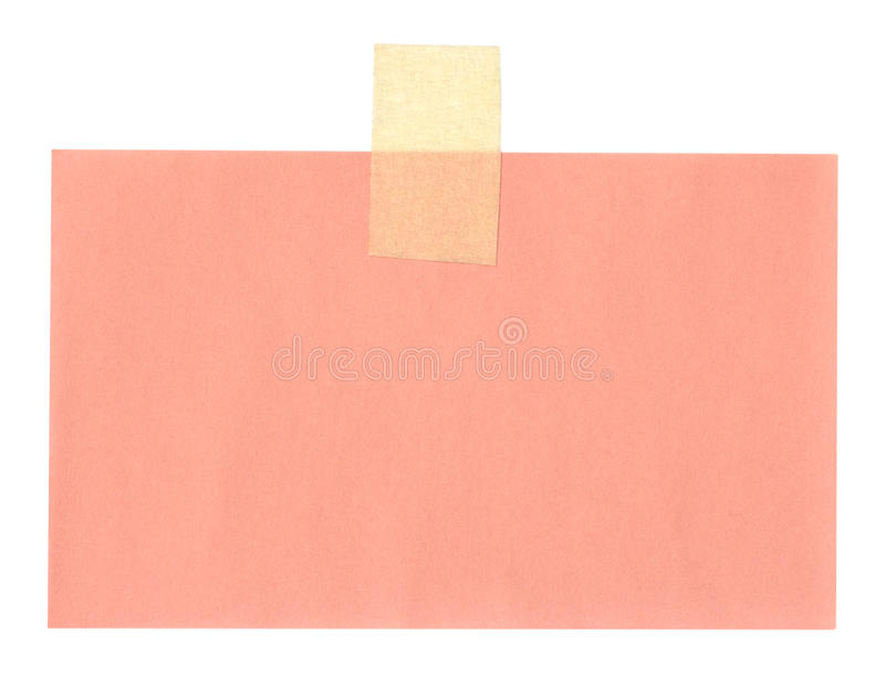 Download Close up of a note paper stock photo. Image of board - 39513682