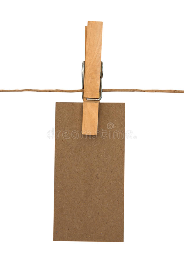 Download Close Up Of A Notes And A Clothes Pegs Stock Photo - Image: 33559232